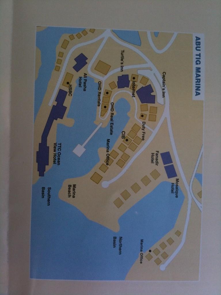 El Gouna Red Sea Egypt Belgium Egypt TripColor - Map of egypt el gouna
